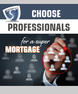 Choose professionals for your mortgage. The Mortgage Group.