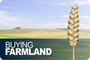 buying farmland