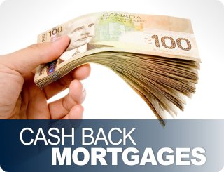cash back mortgage
