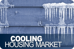 cooling housing market