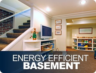 energy efficient basement
