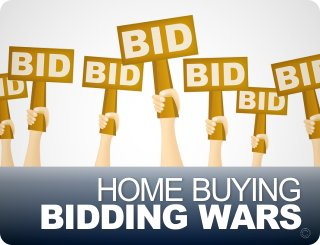 home buying bidding wars