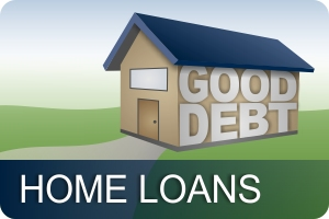 Home laons good debt