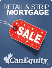 Retail and strip mortgage