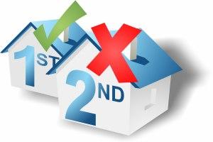 Second mortgage decline